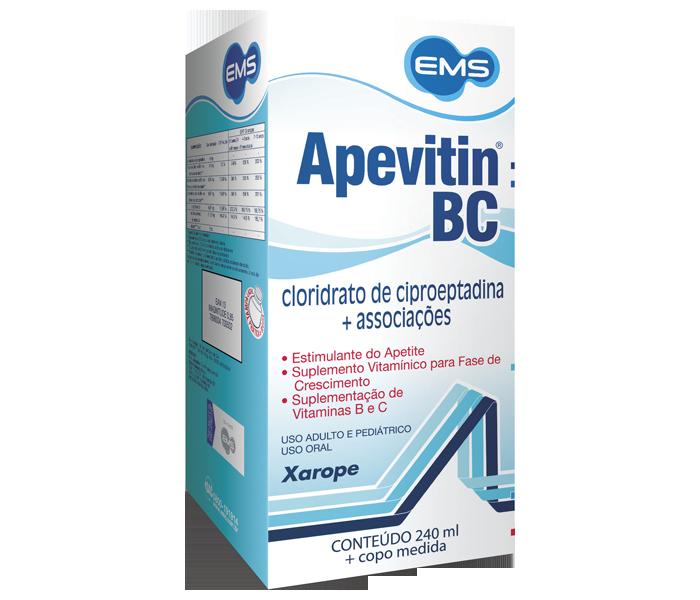 Apevitin BC 240ml - EMS