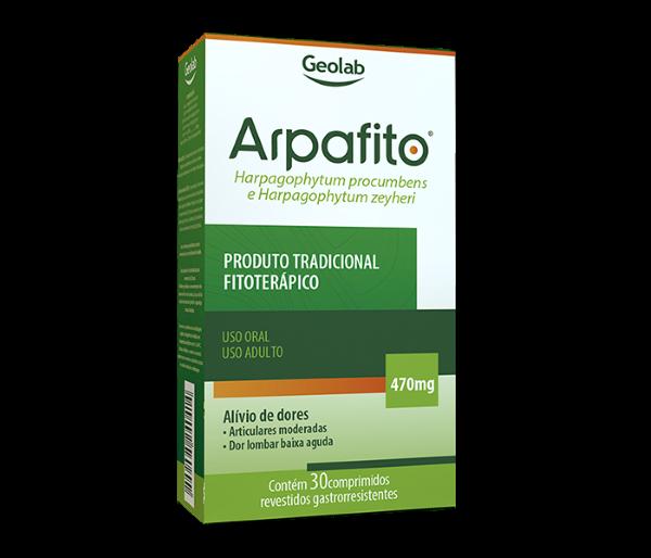 Arpafito 470mg com 30 comprimidos