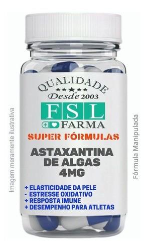 Astaxantina 4mg
