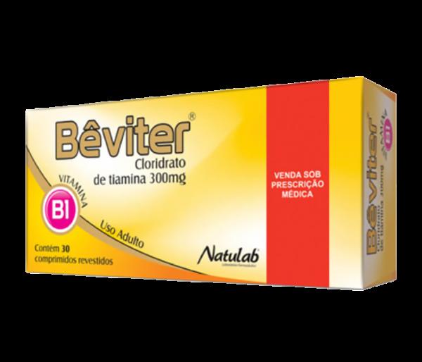 Bêviter 300mg com 30 comprimidos - Natulab