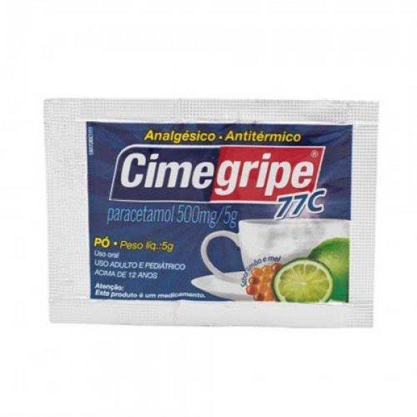 Cimegripe 77C (Paracetamol) Sache 50x5 G