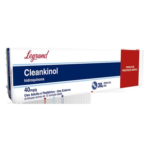 Cleankinol gel 40mg/g com 30g - Legrand