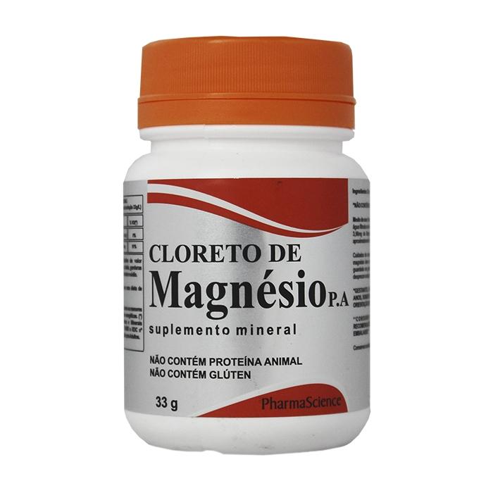 Cloreto de Magnésio 33g - PharmaScience