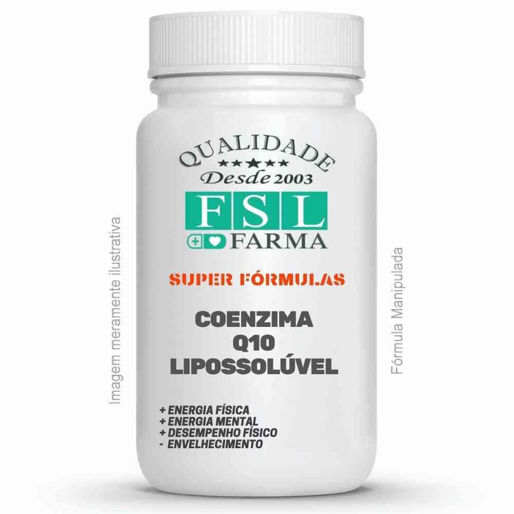 Coenzima Q10 Coq10 220 mg - Alta Potência ®