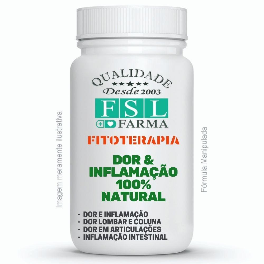 Complexo Dor & Inflamação 100% Natural ®