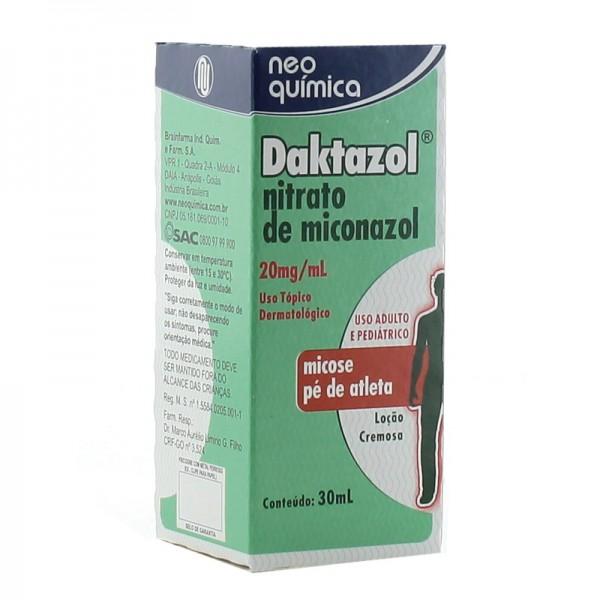Daktazol (Nitrato De Miconazol) 20 Mg/mL 30 mL