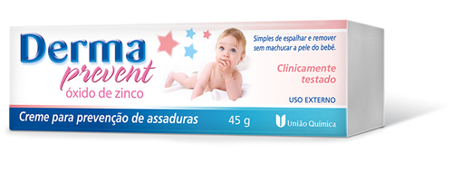 Derma Prevent (óxido de zinco) 45g