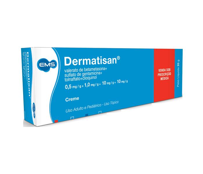 Dermatisan Creme com 20g - EMS