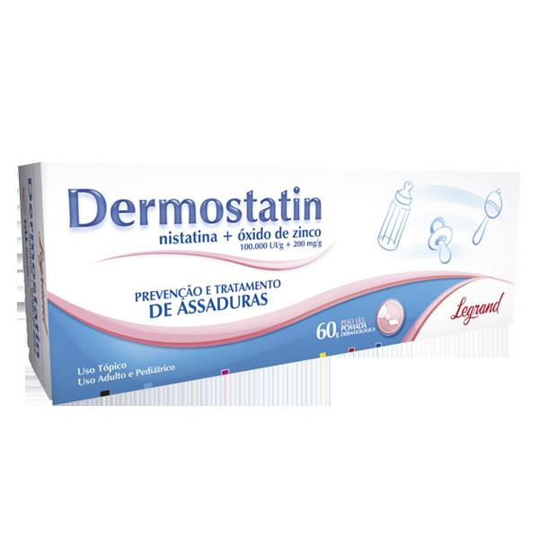 Dermostatin pomada 60g - Legrand