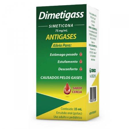 Dimetigass (Simeticona) 75 Mg Gotas 15mL
