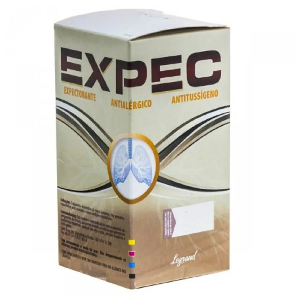 Expec Xarope 120Ml Xarope