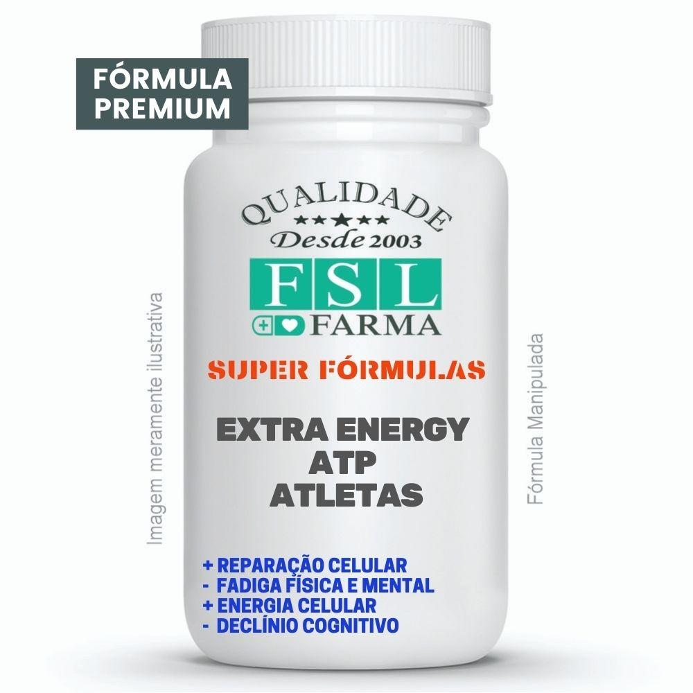 Extra Energy ATP para atletas ®