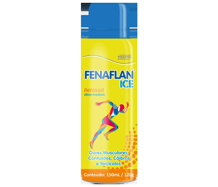 Fenaflan Ice Aerosol 150g (alívio imediato)