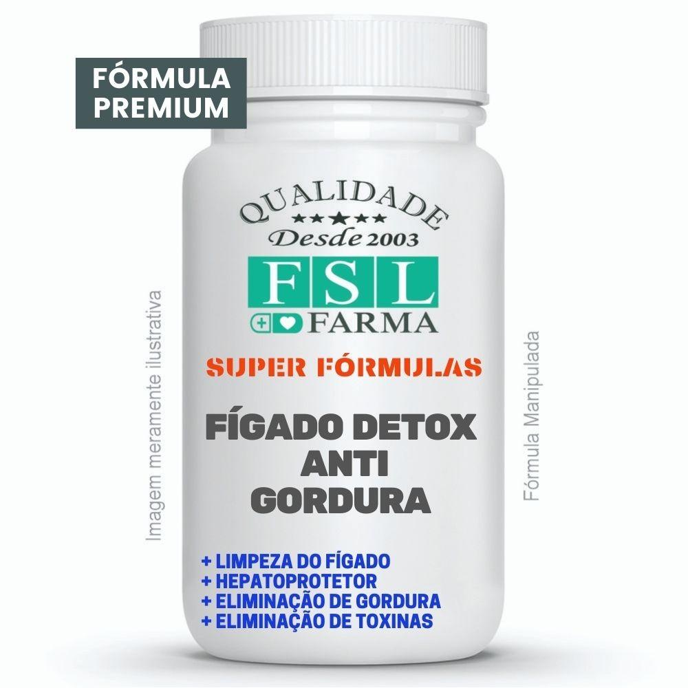 Fígado Detox Anti gordura (Anti esteatose) ®