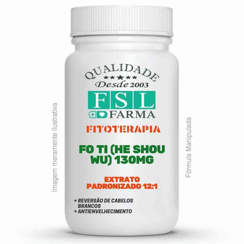 Fo Ti (He Shou Wu) 130 mg ®