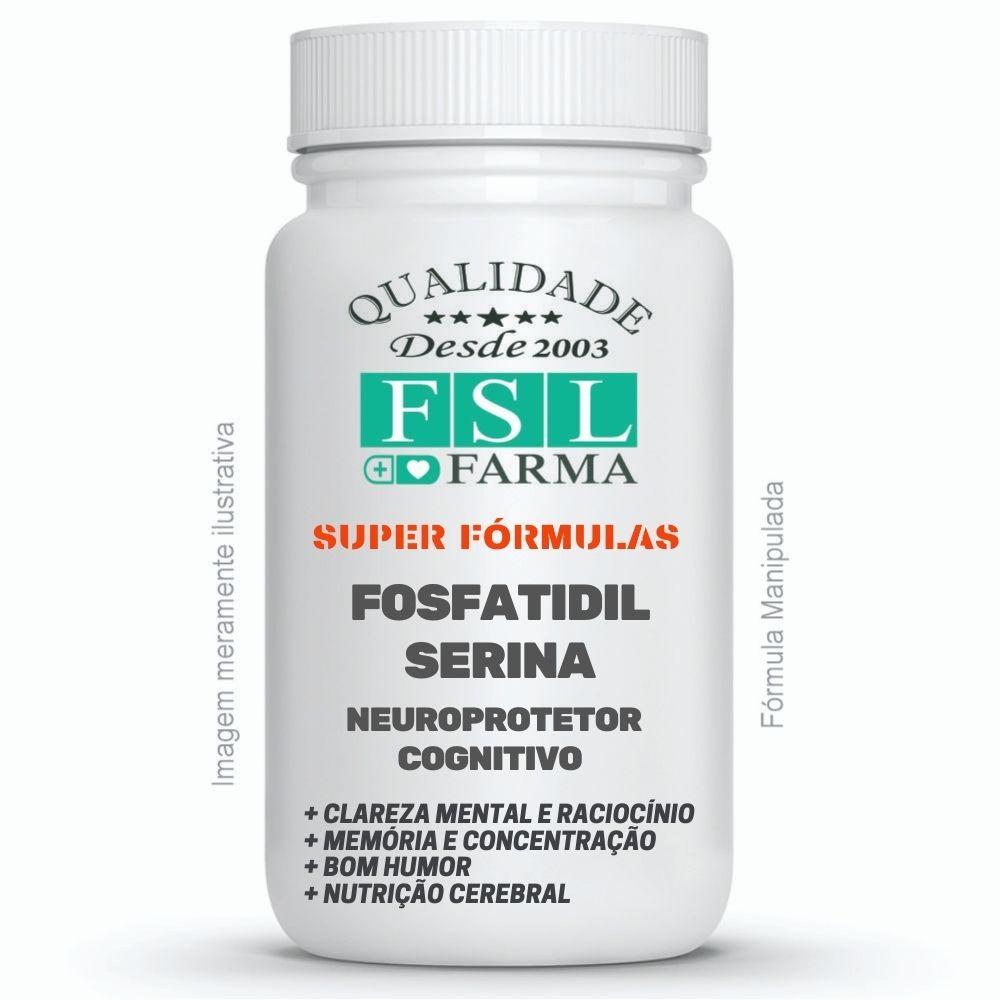 Fosfatidilserina - Cognição, Memória e Concentração ®