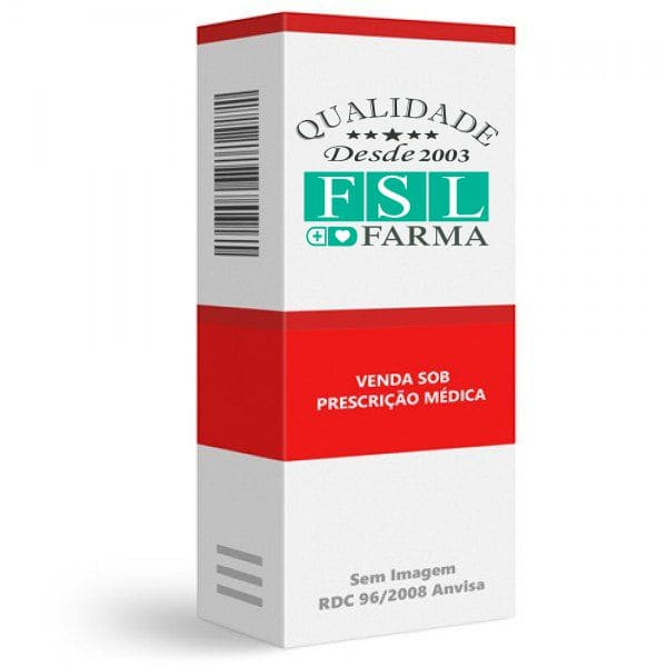 Helmizol (Metronidazol) 400Mg com 24 comprimidos
