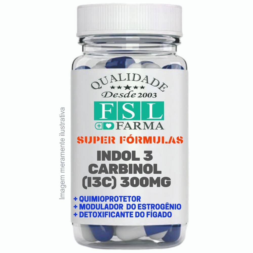 Indol-3-Carbinol (I3C)  300Mg - 120 Cápsulas