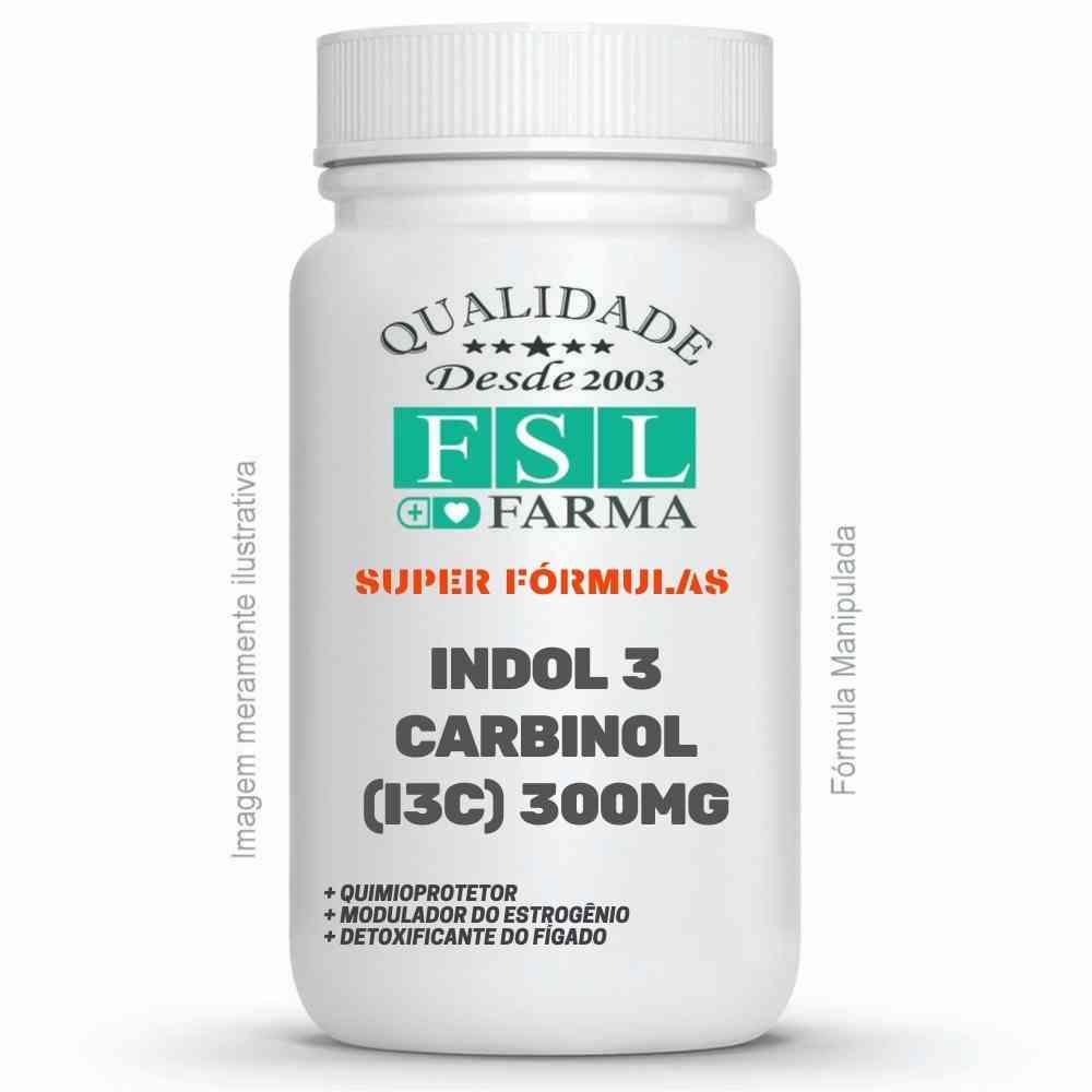 Indol-3-Carbinol (I3C)  300Mg - 60 Cápsulas ®