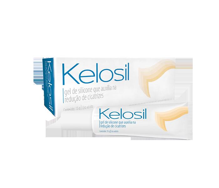 Kelosil gel de silicone com 15g - Legrand