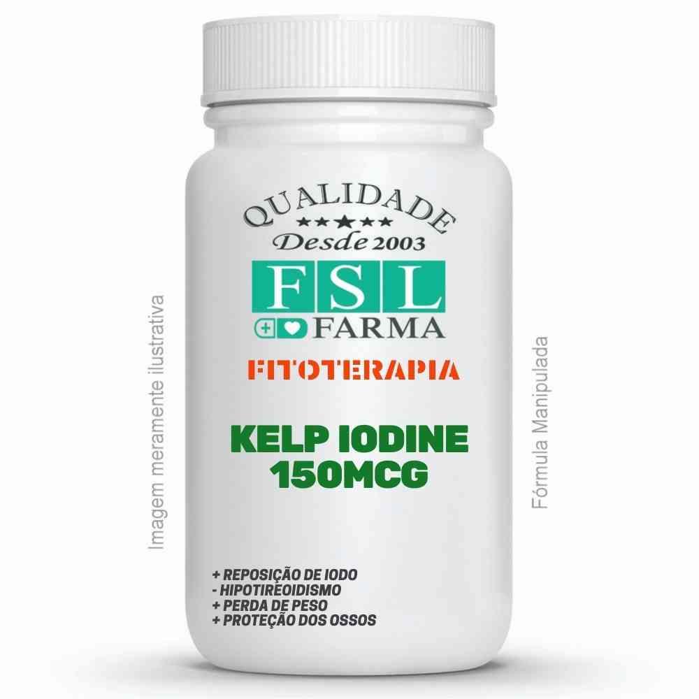 Kelp Iodine 150Mcg ®