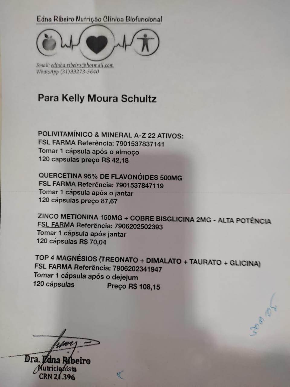 -    link  -KELLY MOURA SCHULTZ