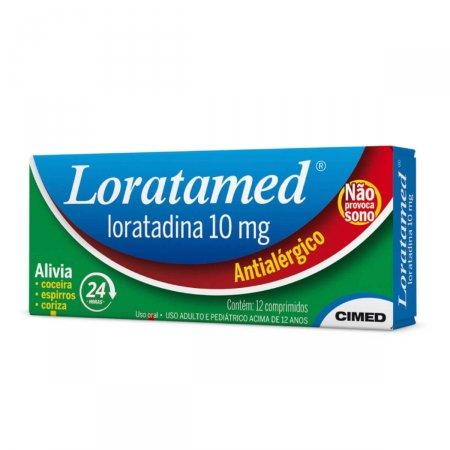 Loratamed (Loratadina) 10 Mg 12 cpr