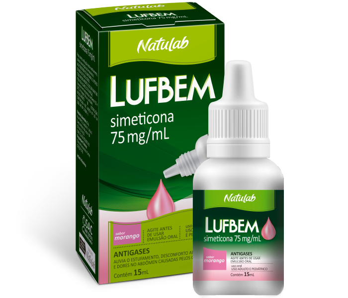 Lufbem 75mg/15ml - Natulab