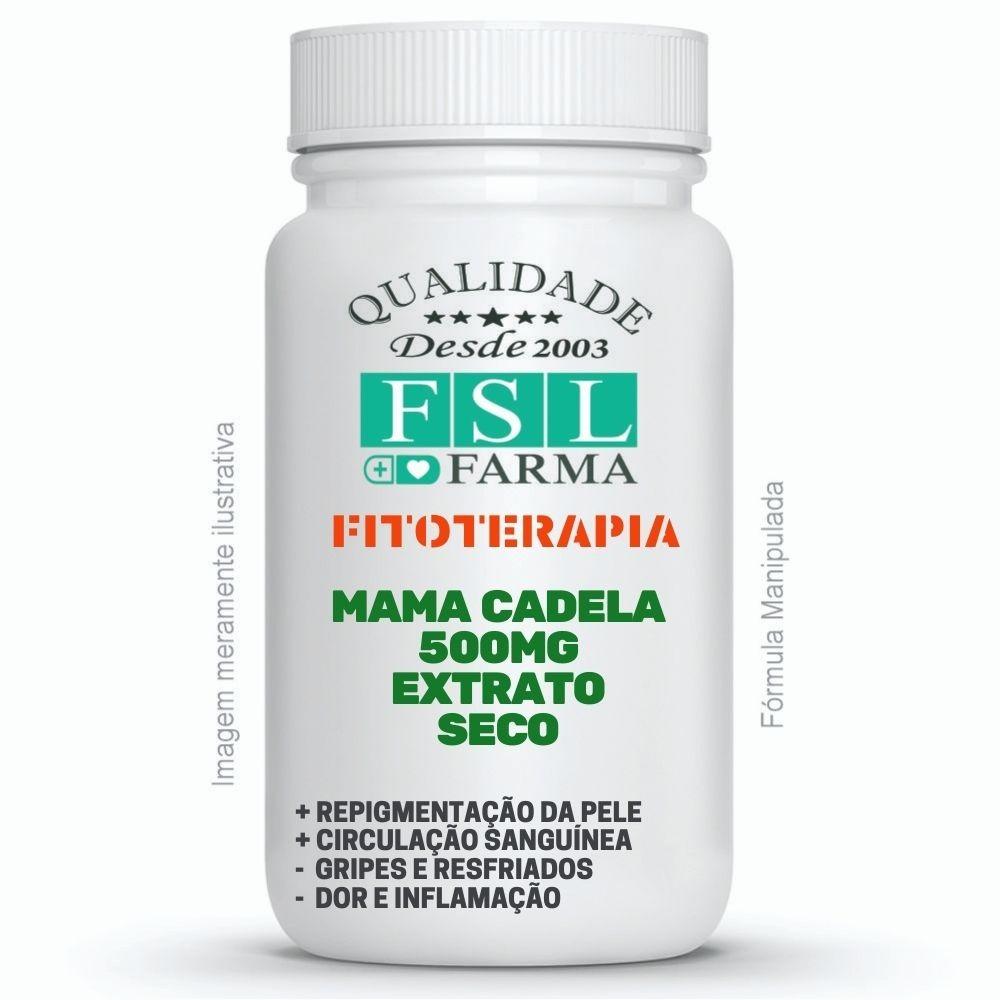 Mamacadela Extrato 500mg ®