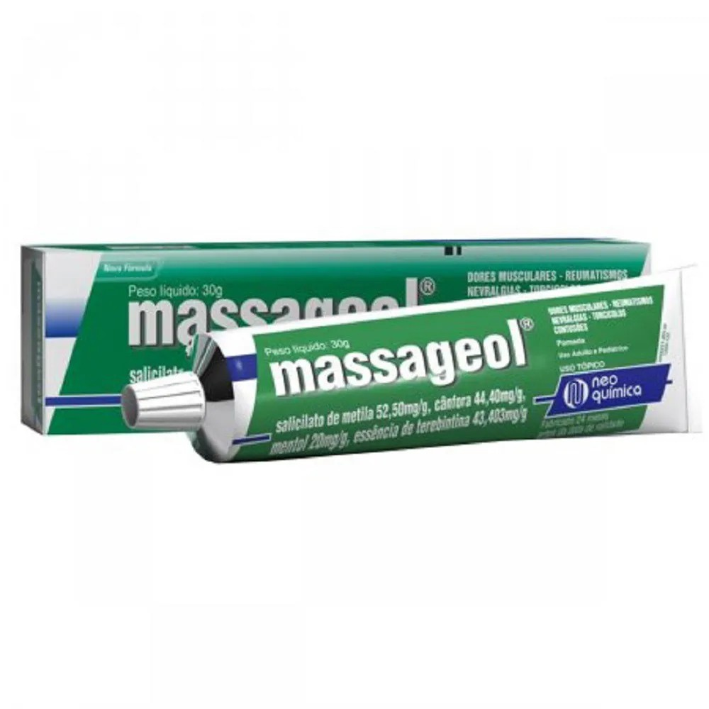 Massageol 30G Pomada