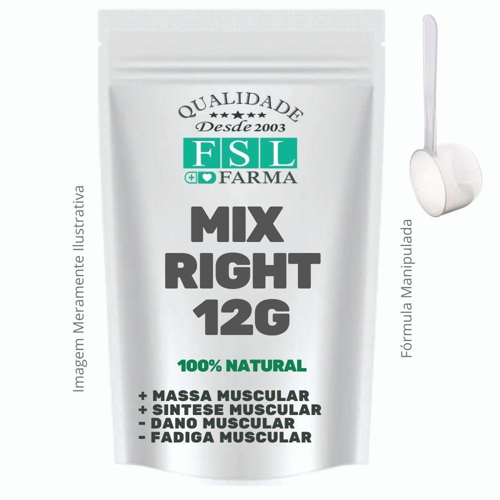 Mix Right 12G Vegan
