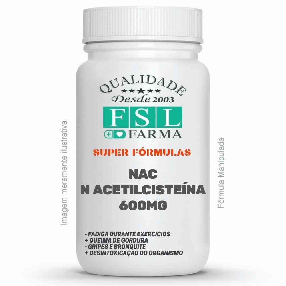 N Acetilcisteína (NAC) 600 mg ®