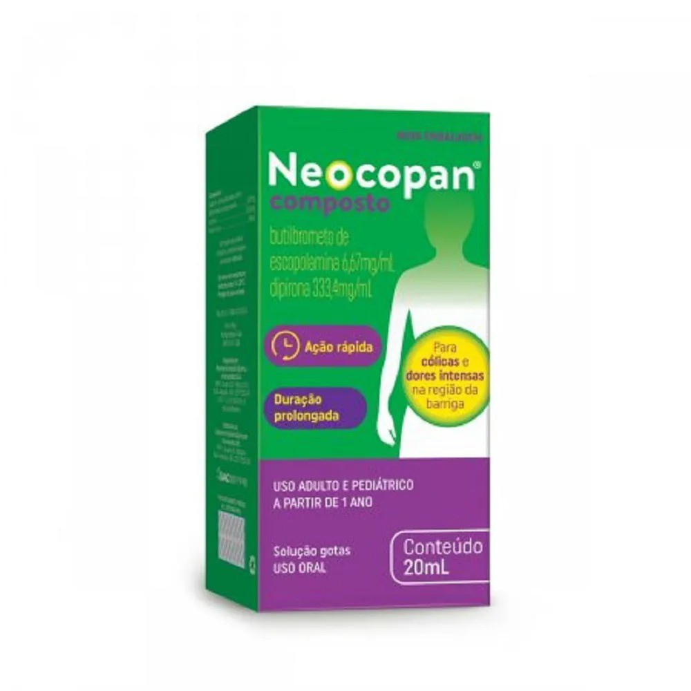 Neocopan 20Ml Gotas