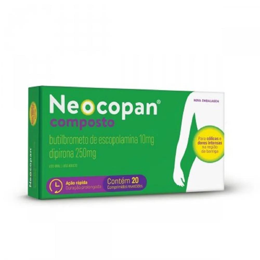 Neocopan 20 Comprimidos