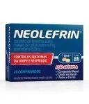 Neolefrin Comprimido 20 Comprimidos