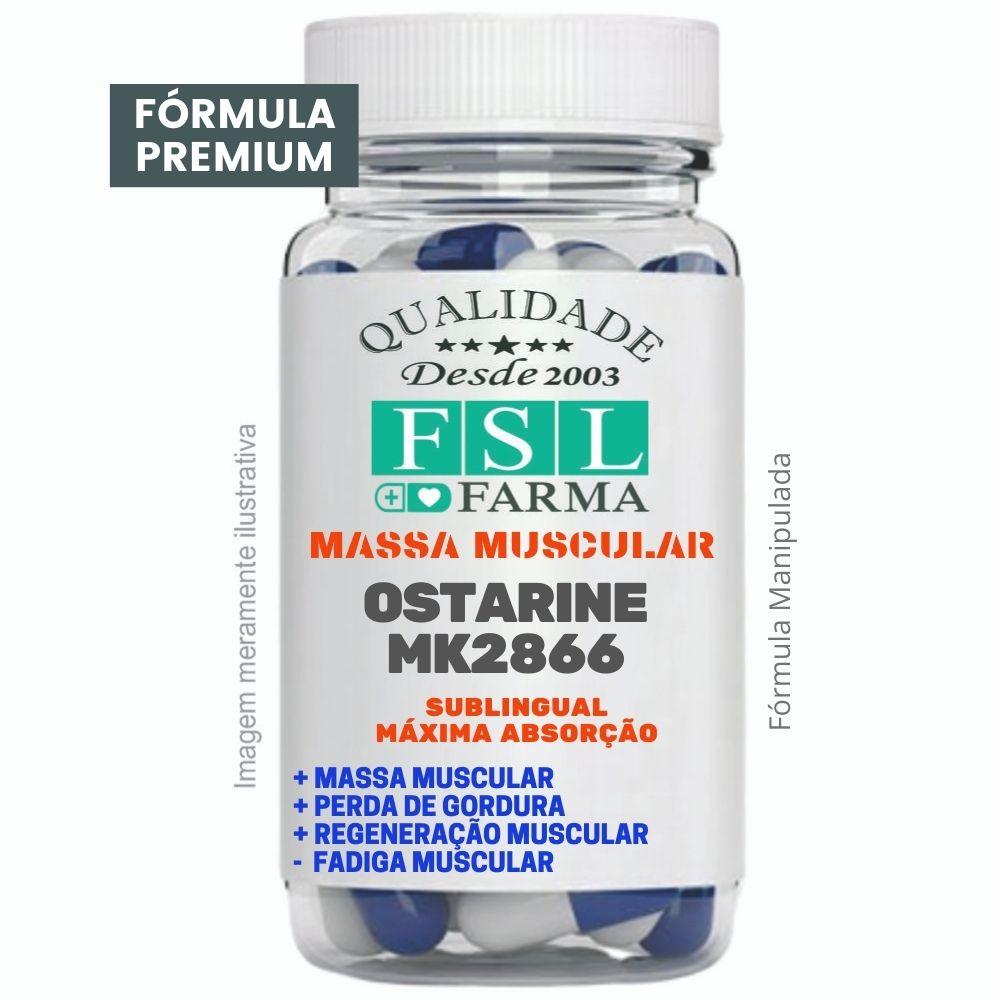 Ostarine Mk2866 Sublingual