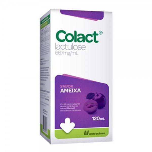 REGULADOR INTESTINAL COLACT AMEIXA 120 ml
