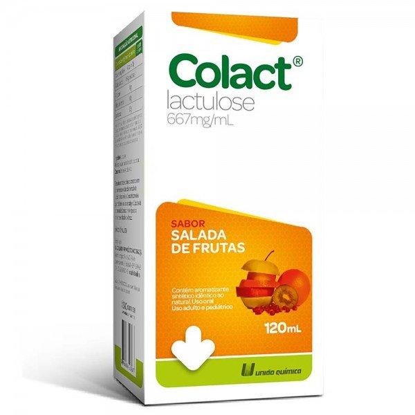 REGULADOR INTESTINAL COLACT SALADA DE FRUTAS 120 ml
