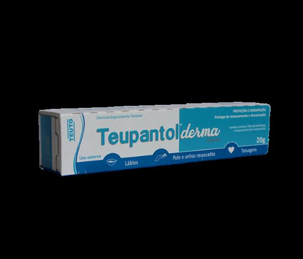 Teupantol Derma Creme 20g - Teuto