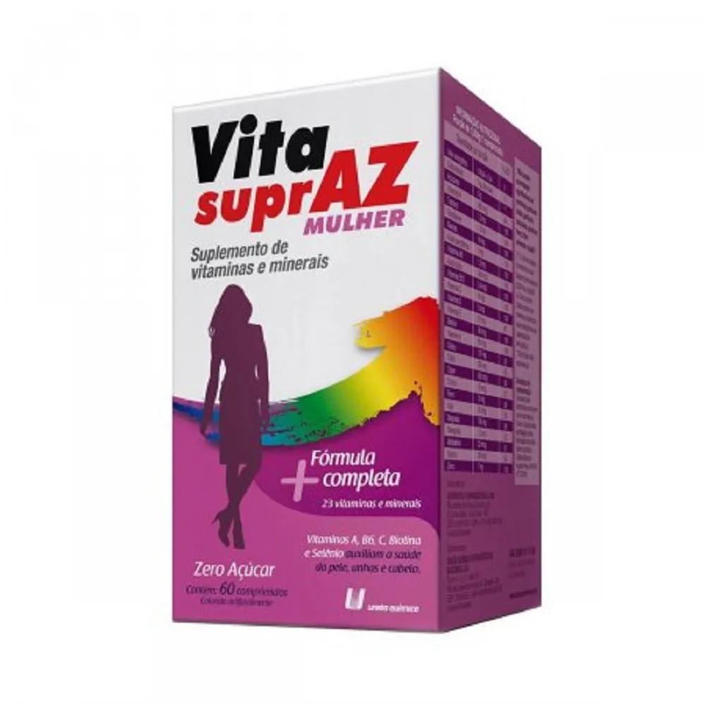 Vita Supraz Mulher 60 Comprimidos