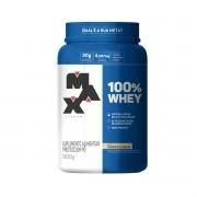 100% Whey Sabor Cookies & Cream 900g - Max Titanium