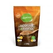 Açúcar de Coco 100g - Qualicôco