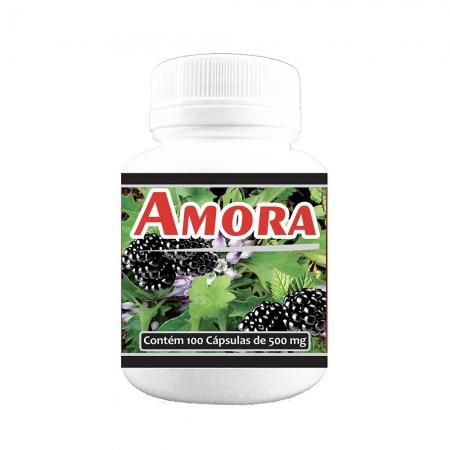Amora 500mg 100 cápsulas - Poly Flora