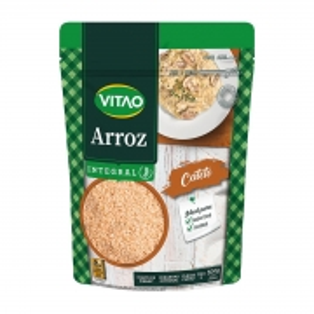 Arroz Cateto Integral 500g - Vitao