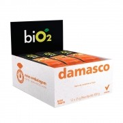 Barra de Castanhas e Damasco display com 12 un. de 25g - Bio2
