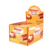 Barra de Cereal Banana e Chocolate display com 24 un - Ritter