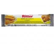 Barra de Cereal Light de Banana 25g - Ritter