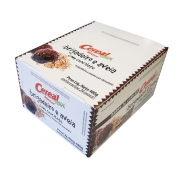 Barra de Cereal Mix Brigadeiro display com 24 un - Ritter