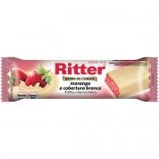 Barra de Cereal Morango com Chocolate Branco 20g - Ritter