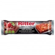 Barra de Cereal Zero Morango com Chocolate 25g - Ritter